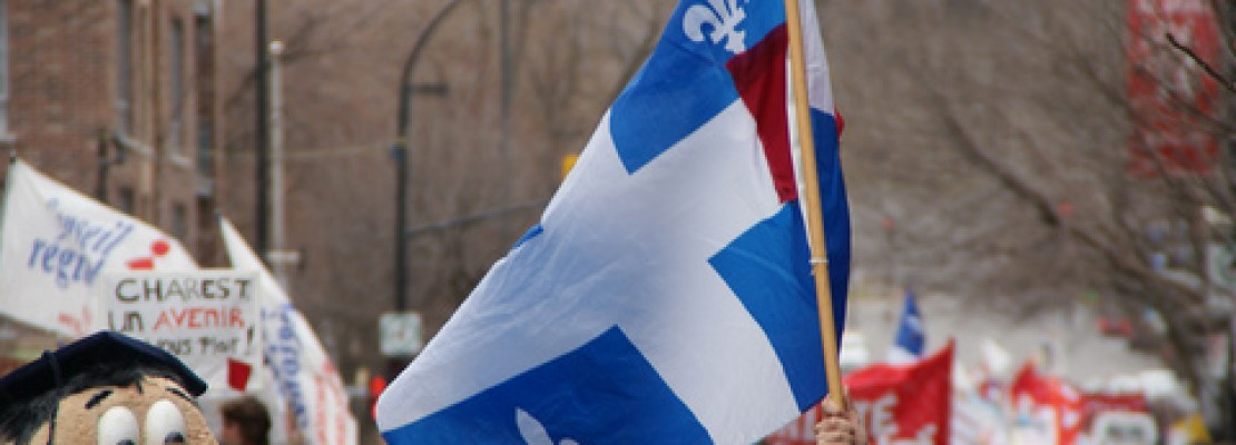 Students get it: education ain't a Liberal priority in QC nor ON