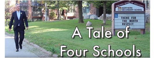 A Tale of 4 Schools