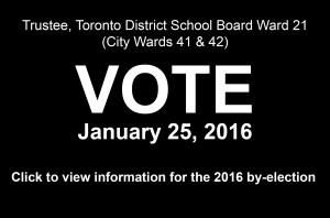 Byelection Ward21